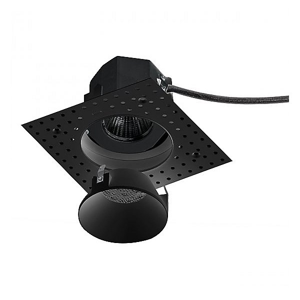 Aether 3.5 Inch Round Invisible Trim with LED Light Engine