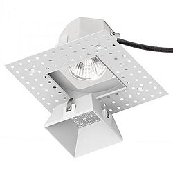 Aether 3.5 inch Shallow Housing Trimless Downlight