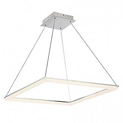 Frame LED Pendant Light