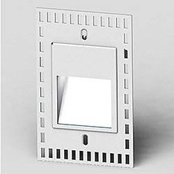 LED200 Vertical Trimless Step Light (Warm White) - OPEN BOX