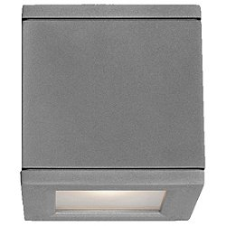 Rubix Indoor / Outdoor LED Up and Down Wall Light (Graphite) - OPEN BOX RETURN