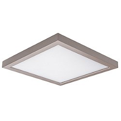 Square LED Flush Mount Ceiling Light