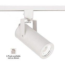 Silo X20 LED Line Voltage Track Head(White/L Track)-OPEN BOX