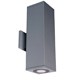 Cube Architectural Ultra Narrow LED Up and Down Wall Sconce