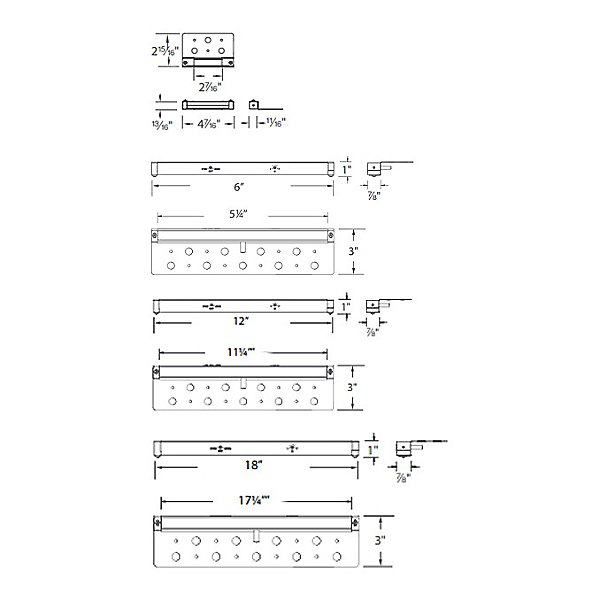 LED 12V Hardscape Strip Light