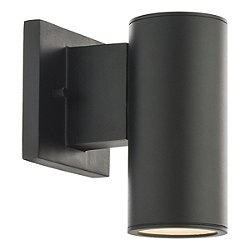 Cylinder LED Outdoor Wall Sconce
