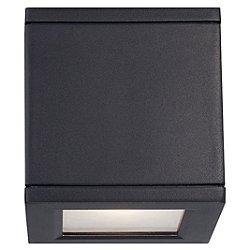 Rubix Indoo/Outdoor LED Wall Light (Black) - OPEN BOX RETURN