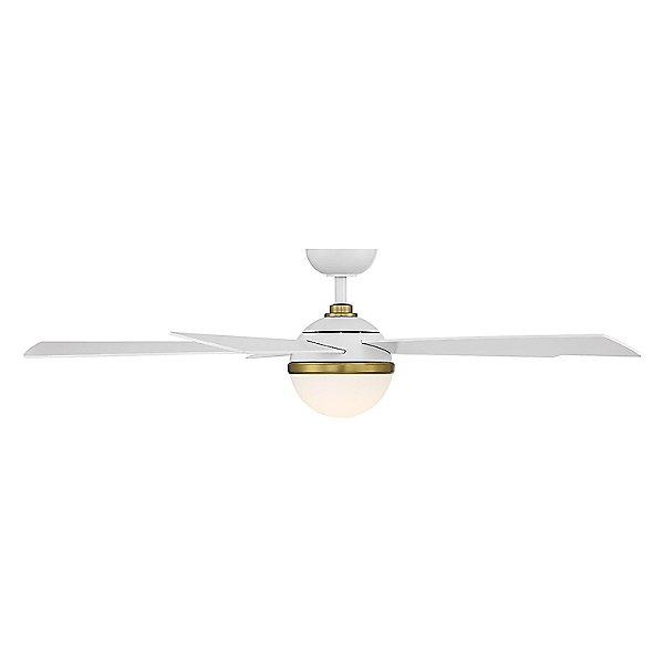 Eclipse LED Indoor/Outdoor Smart Ceiling Fan