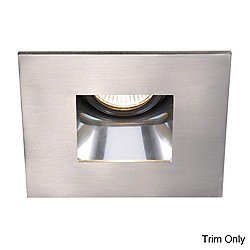 4 Inch Premium Low Voltage Square Trim - HR-D412-S
