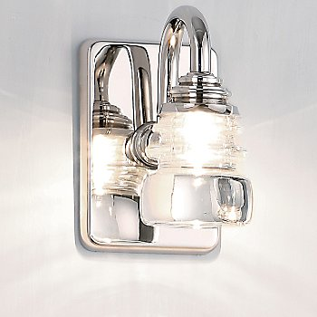 Rondelle Wall Sconce / in use