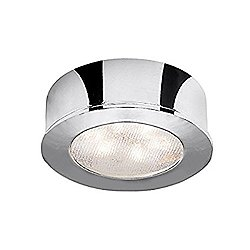 LEDme Round Surface Mount Button Light