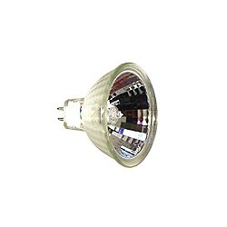 MR16 Dichroic Halogen Reflector With Protective Glass Lens (Lightbulb)