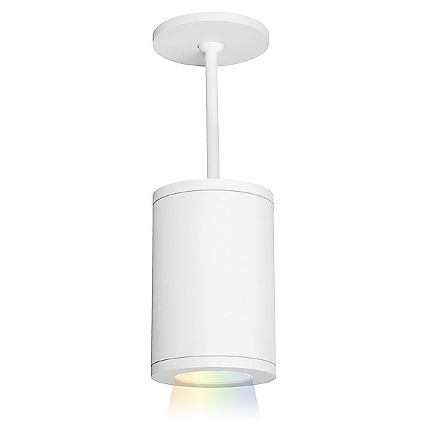 Tube Architectural LED Color Changing Pendant Light