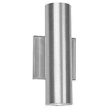 Brushed Aluminum finish / Medium size