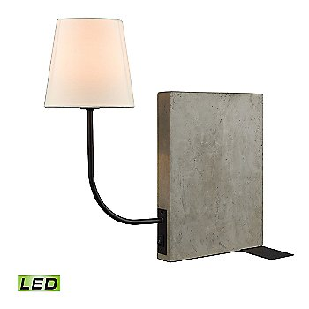 Oil Rubbed Bronze finish / LED