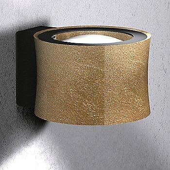 Gold Leaf / Black