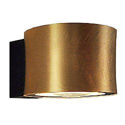 Impulse Wall Sconce (Gold Leaf / Black) - OPEN BOX RETURN