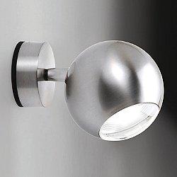 Bo-La Semi-Flush Mount Ceiling Light / Wall Light
