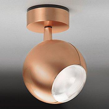 Satin Copper finish