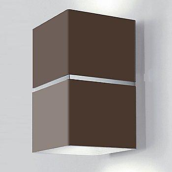 Chocolate and White finish / Large size