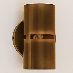Luz Oculta Metal Wall Light