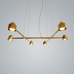 Spider Linear Suspension Light