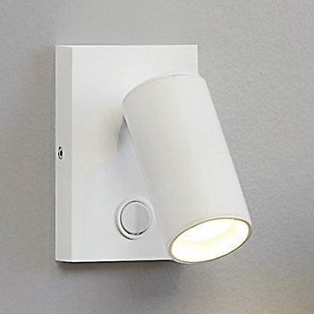Tub LED Adjustable Wall Sconce