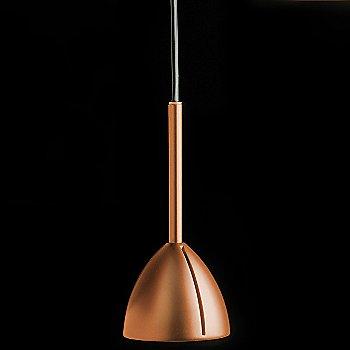 Copper Lacquer finish