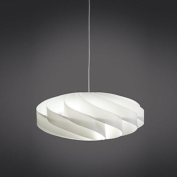Flat Pendant Light