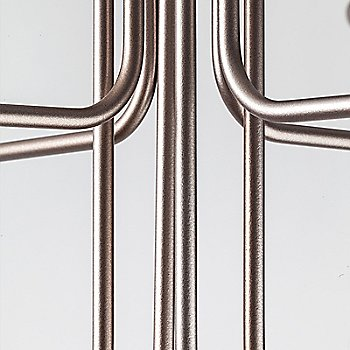Copper Silver finish, detail