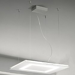 Flat Suspension Light