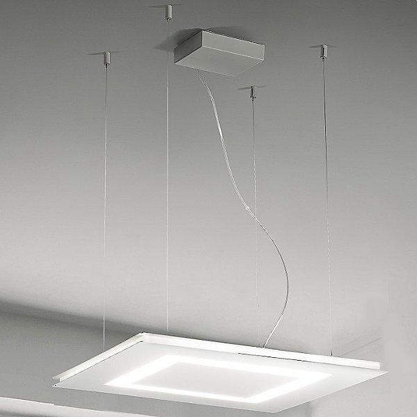 Flat Suspension Light