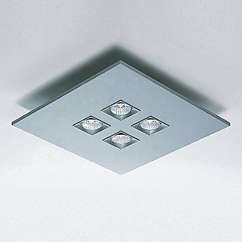 Polifemo 4-Light Square Flushmount