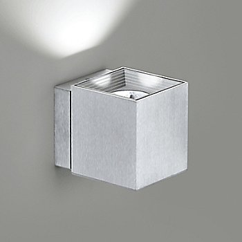 Satin Aluminum finish