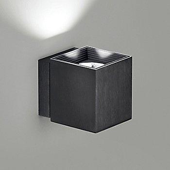 Black Satin Aluminum finish