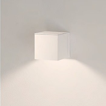 White finish / 1 Light