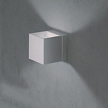 Satin Aluminum finish / 2 Light