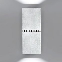 Dau Doble LED 2-Light Wall Light