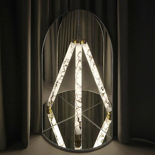 Tube LED Linear Suspension Light