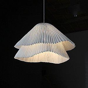 Tempo Vivace Pendant (White Light/LED) - OPEN BOX RETURN by Arturo Alvarez