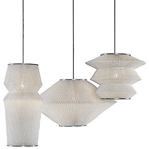 Ura 3 Light Pendant Light by Arturo Alvarez