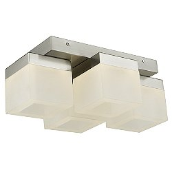 Flavia LED Flush Mount Ceiling Light