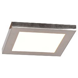 Boxer LED Square Flush Mount Ceiling Light