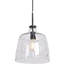 Simplicite LED Dome Pendant Light