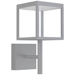 Reveal LED Outdoor Square Wall Sconce