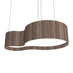 Organic LED Chandelier