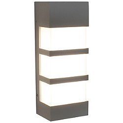 State LED Outdoor Wall Sconce