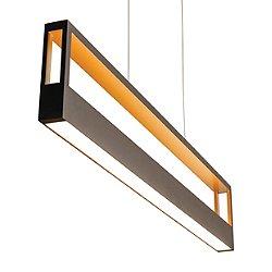 Echo LED Linear Suspension Light