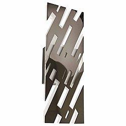 Storm LED Wall Sconce (Black Chrome) - OPEN BOX RETURN