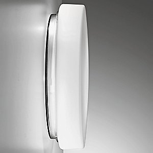 Drum Wall/Ceiling Light (Transparent/Large) - OPEN BOX by Ai Lati Lights